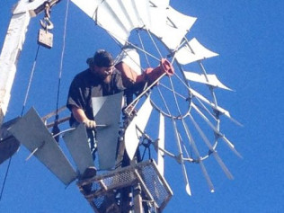 Windmill Service and Installation
